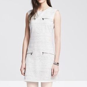 Banana Republic Zipper Dress